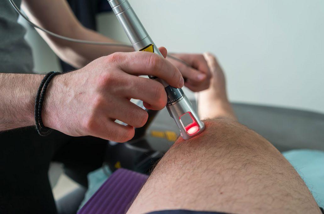laser fisioterapia
