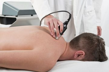 Fisioterapia ultrasuono